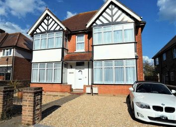 Thumbnail 2 bedroom flat for sale in Cissbury Road, Broadwater, Worthing