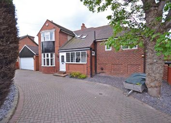 Thumbnail 5 bedroom detached house for sale in Batley Road, Alverthorpe, Wakefield