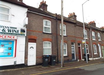 Thumbnail 2 bedroom terraced house for sale in North Street, Luton, Bedfordshire