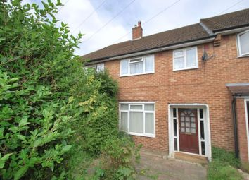 Thumbnail 3 bed terraced house for sale in Clayton Road, Chessington