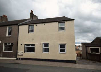 Thumbnail 2 bed flat to rent in Queen Street, Aspatria, Wigton