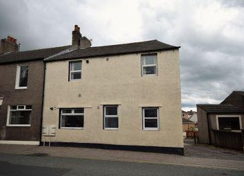 Thumbnail 2 bedroom flat to rent in Queen Street, Aspatria, Wigton