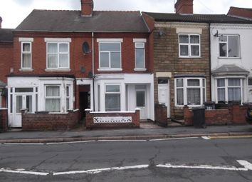 Thumbnail 3 bed terraced house for sale in Gipsy Lane, Leicester
