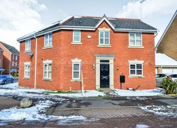 Thumbnail 3 bedroom semi-detached house for sale in Riveraine Close, Sutton In Ashfield, Nottinghamshire, Notts