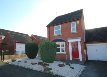Thumbnail 2 bed detached house to rent in Whitethorn Drive, Leamington Spa