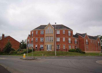 Thumbnail 2 bedroom flat to rent in Millennium Way, Cullompton