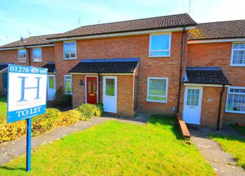 Thumbnail 2 bed terraced house to rent in Danebury Walk, Frimley, Camberley