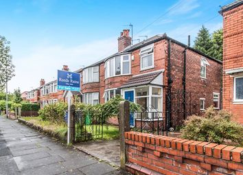 Thumbnail 3 bed semi-detached house for sale in Brookleigh Road, Withington, Manchester