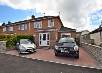 Thumbnail 3 bed end terrace house for sale in Sycamore Road, Llanharry, Pontyclun