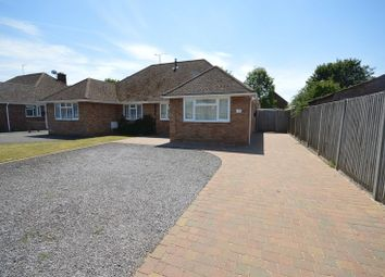 Thumbnail 2 bed semi-detached bungalow for sale in Willis Road, Haddenham, Aylesbury
