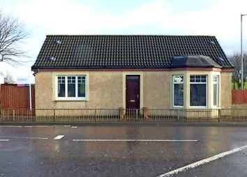 Thumbnail 3 bed detached bungalow for sale in Westwood Road, Newmains, Wishaw, North Lanarkshire