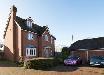 Thumbnail 6 bed detached house for sale in Brogdale Place, Faversham