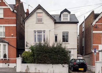 Thumbnail 3 bed flat to rent in Parkwood Road, London