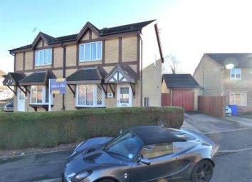 Thumbnail 3 bed semi-detached house for sale in North Road, Long Eaton, Nottingham