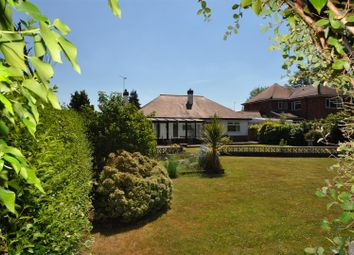 Thumbnail 3 bed detached bungalow for sale in Tarvin Road, Littleton, Chester
