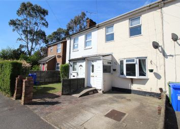 Thumbnail 2 bed terraced house for sale in Lower Newport Road, Aldershot, Hampshire