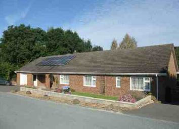 Thumbnail 4 bed detached bungalow for sale in Llangoedmor, Cardigan