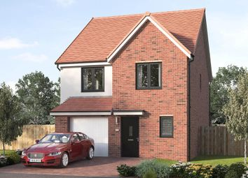 """Thumbnail 4 bed detached house for sale in """"The Narsbridge"""" at Vigo Lane, Chester Le Street"""