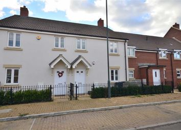 Thumbnail 3 bed terraced house for sale in Bowthorpe Drive, Brockworth, Gloucester