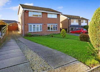 Thumbnail 2 bedroom semi-detached house to rent in Medina Way, Kidsgrove, Stoke-On-Trent