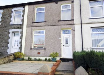 Thumbnail 3 bed terraced house for sale in Trebanog -, Porth
