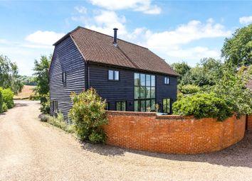 Manor Farm, Wanborough, Guildford, Surrey GU3. 4 bed barn conversion