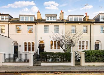 Thumbnail 4 bed terraced house for sale in Victoria Grove, Kensington, London