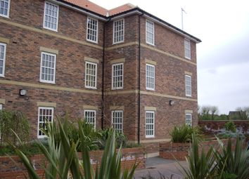 Thumbnail 2 bed flat to rent in Mill View Court, Beverley