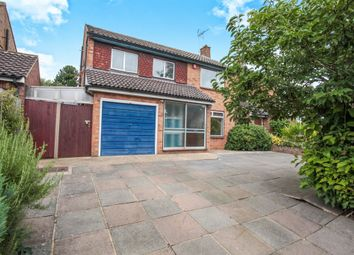 Thumbnail 3 bed detached house for sale in Aldwick Road, Harpenden