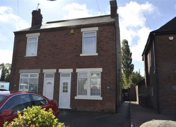 Thumbnail 2 bedroom semi-detached house for sale in Alfreton Road, South Normanton, Alfreton