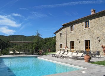 Thumbnail 6 bed farmhouse for sale in Casa Rossa, Talla, Tuscany