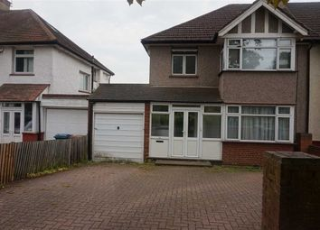 Thumbnail 3 bed semi-detached house to rent in Whitchurch Lane, Edgware, Edgware