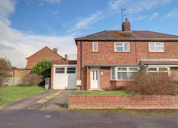 Thumbnail 2 bed semi-detached house for sale in Ash Road, Dogsthorpe, Peterborough