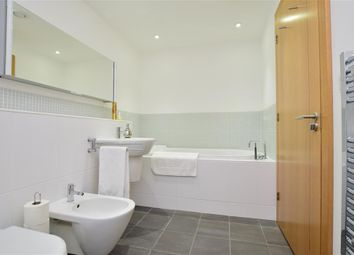 Thumbnail 2 bed flat for sale in Pier Road, Gillingham, Kent