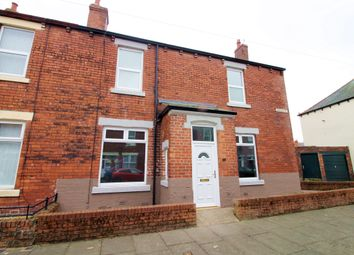 Thumbnail 2 bed end terrace house for sale in Grace Street, Carlisle