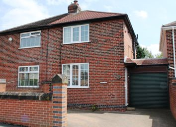 Thumbnail 2 bed semi-detached house for sale in Derbyshire Drive, Ilkeston
