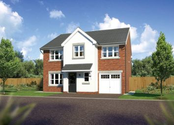 "Thumbnail 5 bed detached house for sale in ""Heddon"" at Arrowe Park Road, Upton, Wirral"
