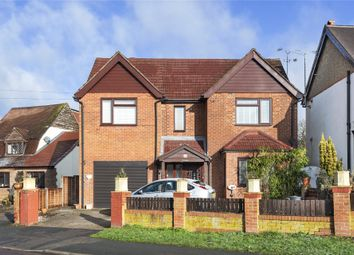 Thumbnail 6 bed detached house for sale in The Hatches, Frimley Green, Camberley, Surrey