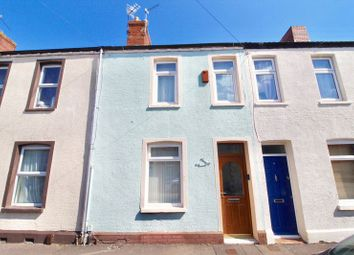 Thumbnail 2 bed terraced house for sale in Devon Place, Grangetown, Cardiff