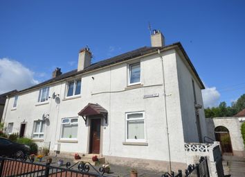 Thumbnail 2 bed flat for sale in Brisbane Street, Clydebank