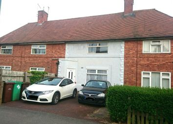 Thumbnail 3 bed terraced house for sale in Tenbury Crescent, Aspley, Nottingham