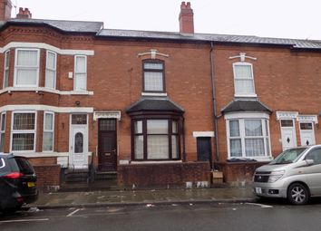 Thumbnail 3 bedroom terraced house for sale in Wilton Road, Sparkhill, Birmingham