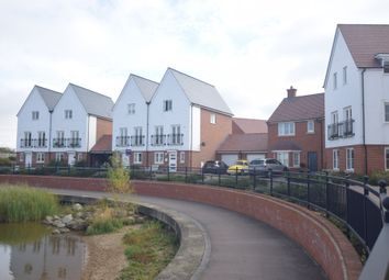 Thumbnail Town house for sale in Millbrook Close, Wixams, Bedford