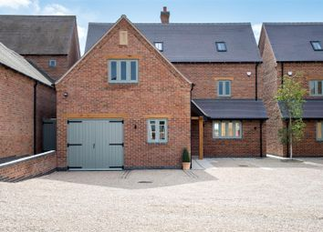 Thumbnail 5 bedroom detached house for sale in Deacon Rise, Main Street, Barton In The Beans, Nuneaton
