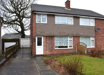Thumbnail 3 bed semi-detached house for sale in Morley Drive, Shipley View, Ilkeston, Derbyshire