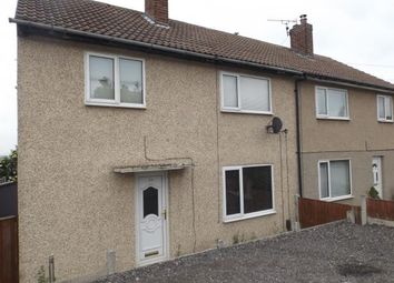 Thumbnail 3 bed semi-detached house for sale in Devon Drive, Brimington, Chesterfield, Derbyshire