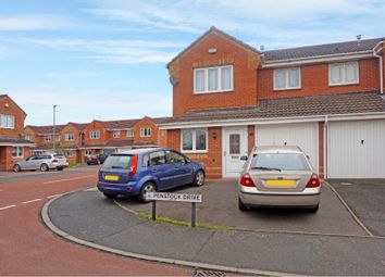 Thumbnail 3 bed semi-detached house for sale in Penstock Drive, Oldbury