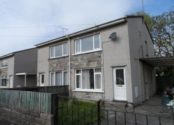 Thumbnail 2 bed semi-detached house to rent in Redlands Close, Pencoed