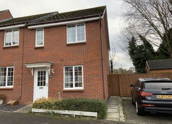 Thumbnail 2 bed semi-detached house for sale in Harris Yard, Saffron Walden