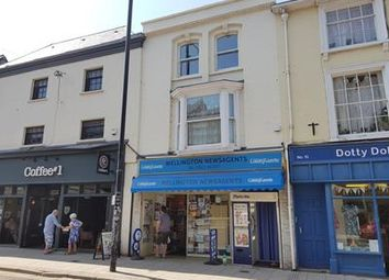 Thumbnail Retail premises for sale in Wellington Newsagents, 15 Fore Street, Wellington, Somerset